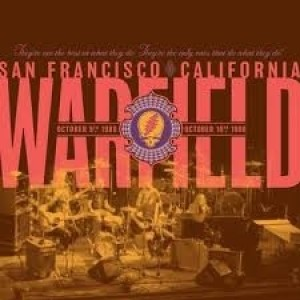 Grateful Dead - The Warfield-California