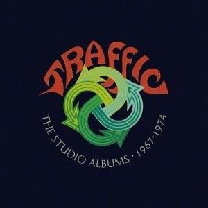Traffic - The Studio Albums 1967-1974