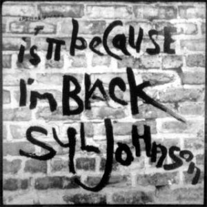 Syl Johnson - Is It Because I`m Black