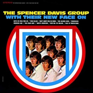 Spencer Davis Group - White Their New Face On