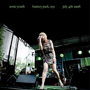 Sonic youth - Live At Battery Park-July 2008