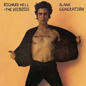 Richard Hell And The Voidois - Black Generation