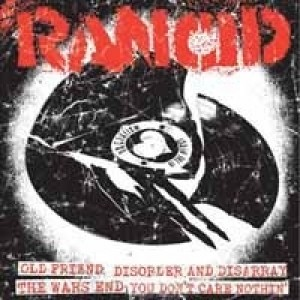 Rancid - Old Friend/The Wars End