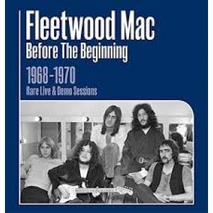 Fleetwood Mac - Before The Beginning Vol 1 Live 1968