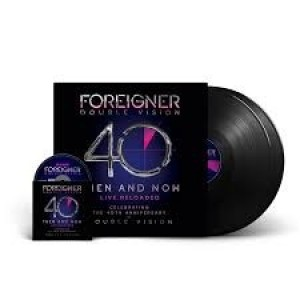 Foreigner - Double Vision Then And Now- Live And Reloaded