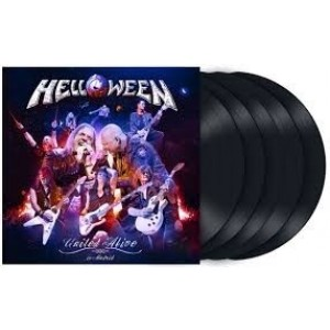 Helloween - United Alive LTD
