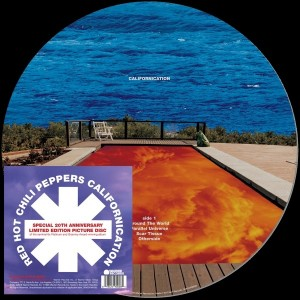 Red Hot Chili Peppers - Californication (LTD Picture Disk)