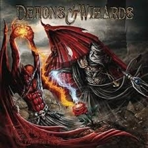Demons And Wizards - Touched By The Crimson King