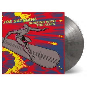 Joe Satriani - Surfing With The Alien (LTD)