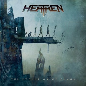 Heathen - The Evolution Of Chaos (LTD)