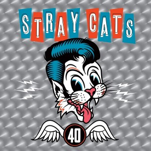 Stray Cats - 40 (LTD)