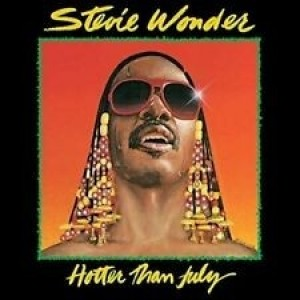 Stevie Wonder - Hotter Than July