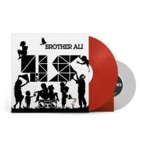 Brother Ali - US- 10th Anniversary Edition