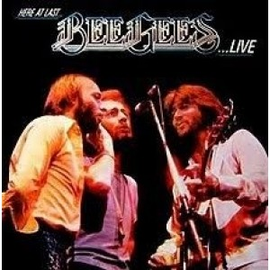 Bee Gees - Here At Last...Live