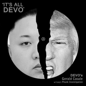 Devo's Gerald Casale - It's All Devo (Picture Disc)