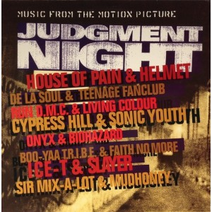 Diverse Artister - Judgement Night Music From The Motion Picture (LTD)