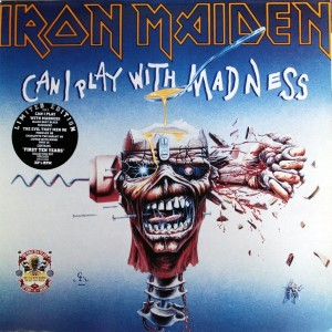 Iron Maiden - Can I Play With Madness / The Evil That Men Do