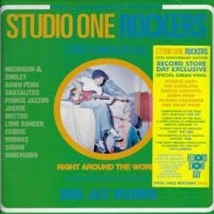 Diverse Artister - Studio One Rockers