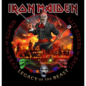 Iron Maiden - Nights Of The Dead, Legacy Of The Beast
