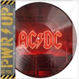 AC/DC - Power Up - Ltd PD