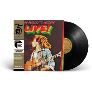 Bob Marley And The Wailers - Live! - Half Speed Master