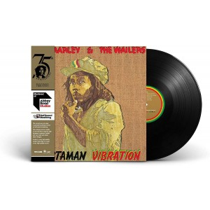 Bob Marley And The Wailers - Rastaman Vibration - Half Speed Master