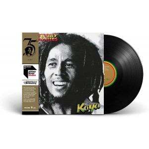 Bob Marley And The Wailers - Kaya - Half Speed Master