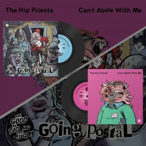 The Good, The Bad And The Zugly/Hip Prie - Split