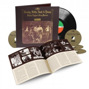 Crosby, Stills, Nash And Young - Deja Vu - 50th Anniverary