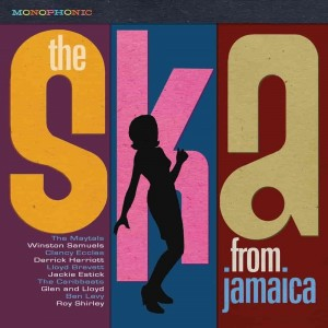 Diverse Artister - The Ska From Jamaica