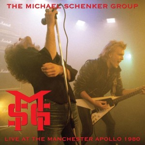 The Michael Schenker Group - Live At The Manchester Apollo
