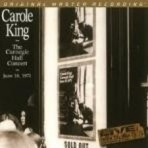 Carole King - The Carnegie Hall Concert