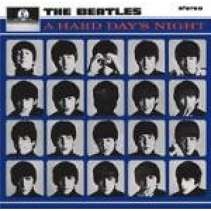 Beatles - A Hard Day's Night - Remastret