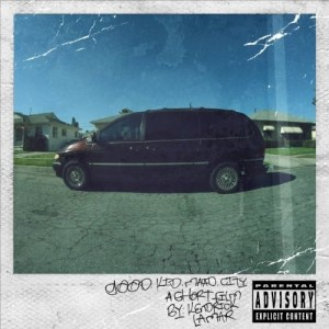 Kendrick Lamar - Good Kid M.A.A.D. City