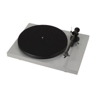 Pro-ject Platespiller - Debut Carbon Om10 Light Grey