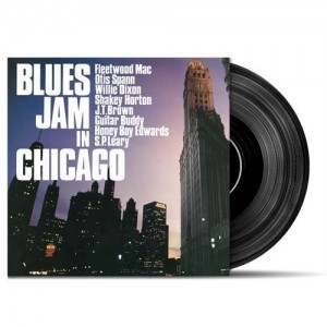 Diverse Artister - Blues Jam In Chicago