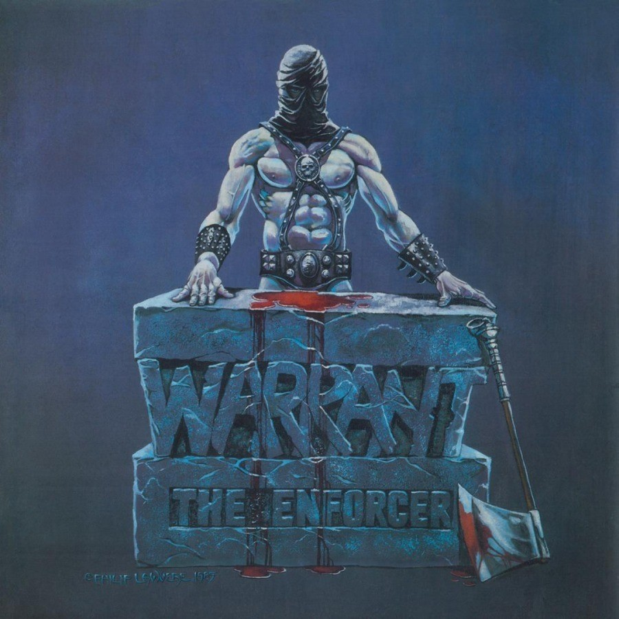 Warrant - The Enforcer