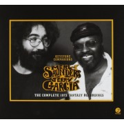 Merl Saunders / Jerry Garcia - Keystone Companions The Complete 1973 Fantasy Recordings