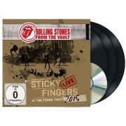 Rolling Stones - From the Vault - Sticky Fingers Live at the Fonda Theatre 2015