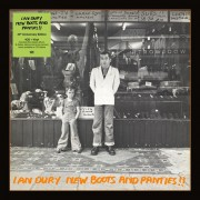Ian Dury - New Boots and Panties - 40th Anniversary Edition