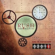 Rush - Time Machine-Liver In Clevland