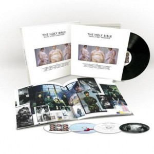 Manic Street Preachers - The Holy Bible 20 - Box Set