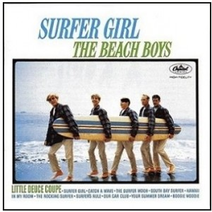 Beach Boys - Surfer Girl - Mono