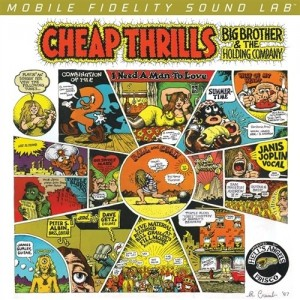 Big Brother and The Holding Company - Cheap Thrills 45RPM