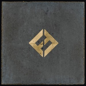 Foo Fighters - Concrete + Gold