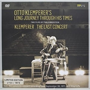 Otto Klemperer - Otto Klemperer's Long Journey Through his Times - The Last Concert
