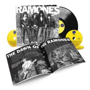 Ramones - Rocket To Russia - 40th Anniversary Deluxe Edition