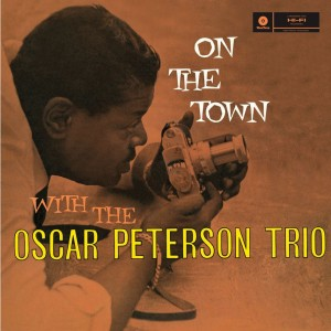 Oscar Peterson Trio - On the Town With