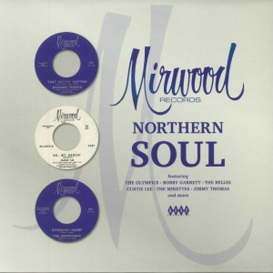 Diverse Artister - Mirwood Records Northern Soul
