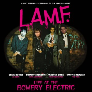 Walter Lure`s Heartbreakers - L.A.M.F-Live at the Bowery Electric